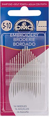 Best Hand Sewing Needles