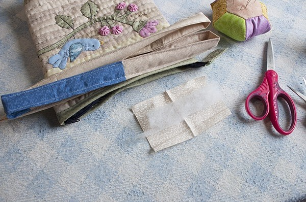 Camila patchwork bag full tutorial