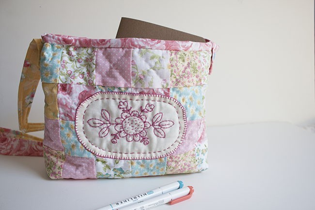 Summer Bag - Easy Patchwork