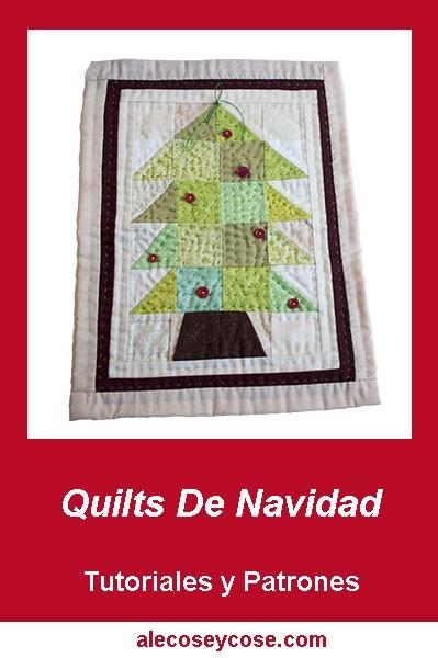 Quilts Para Navidad