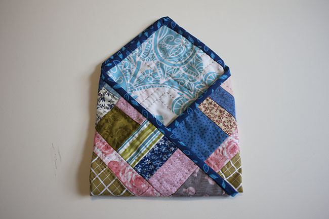 Origami Patchwork BagTutorial