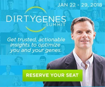 Dirty Genes summit hosted by Ben Lynch