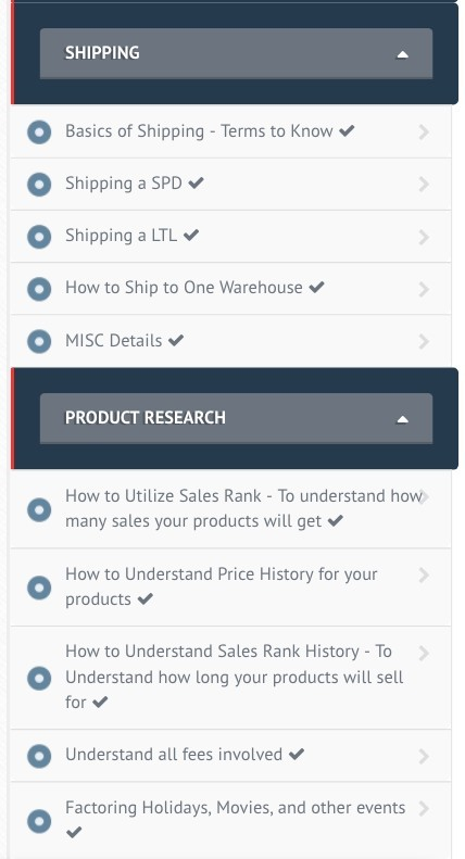 Online Retail Mastery | Beau Crabill Course Review