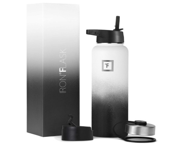 ironflask water bottle