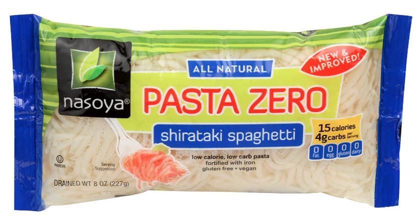 Pasta Zero Shirataki Spaghetti