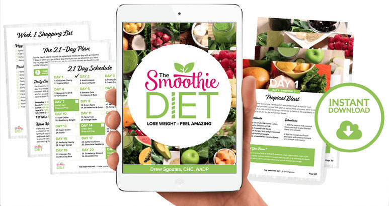the 21 day smoothie diet reviews