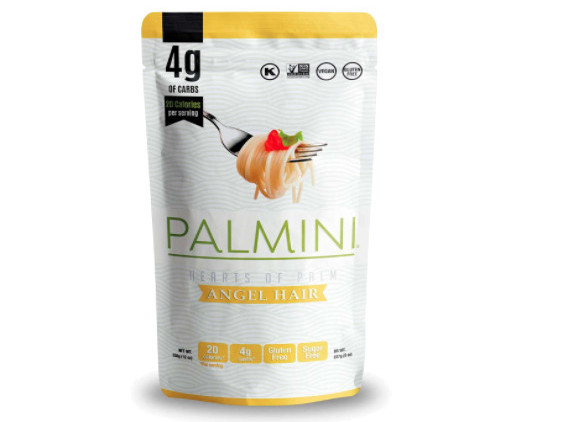 palmini low carb angel hair pasta
