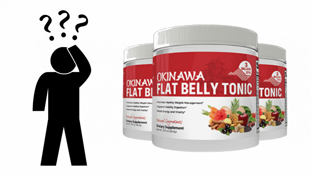 what is okinawa flat belly tonic