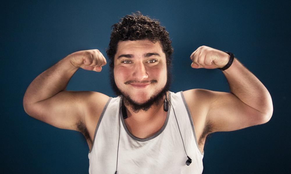 bulky body type