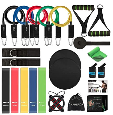 chareada exercise bands