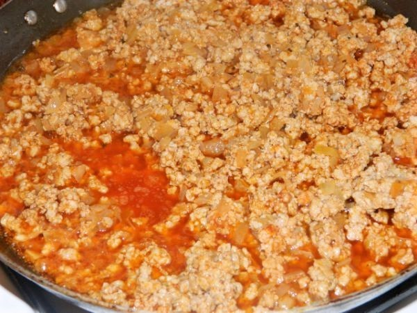 cooking pork mince