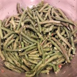 Green Bean Salad With Garlic-Ready to Serve