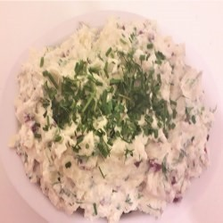 Best Potatoes Salad-With Homemade Mayonnaise 9