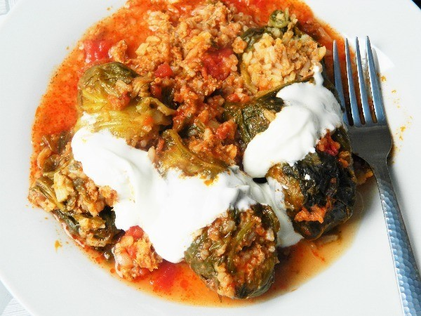 Best stuffed cabbage rolls recipe