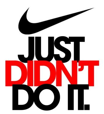 Ever feel like this altered Nike logo?