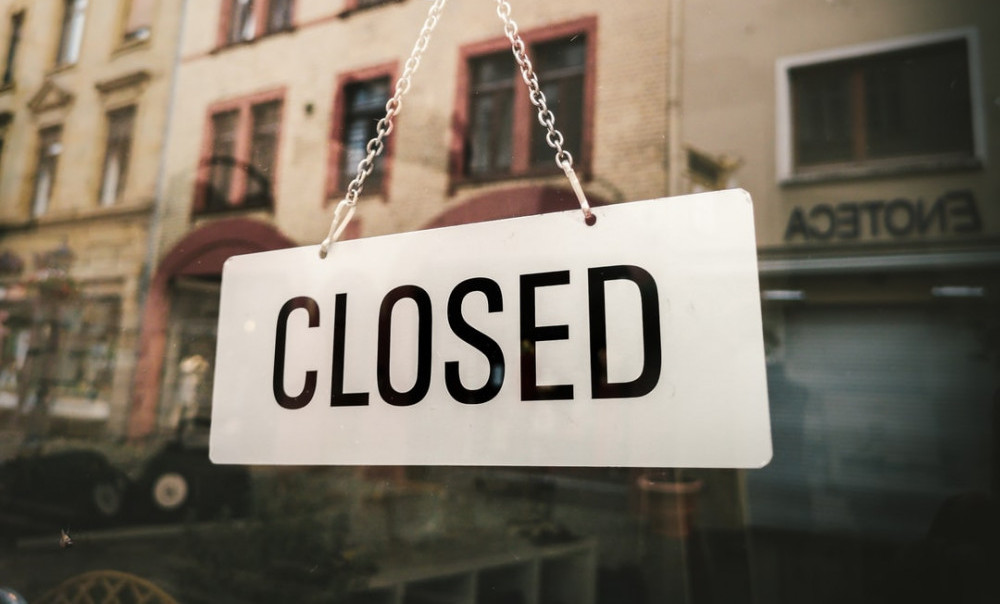 Remaining Closed After The Shut Down