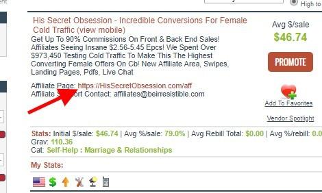 click bank affiliate