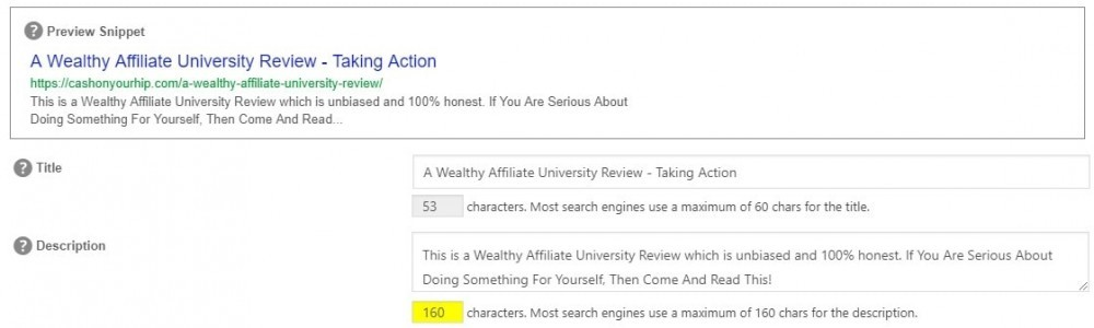 Meta Title And Description - How To Get A Higher Ranking On Google