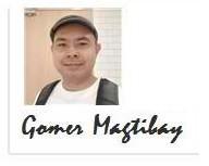 Gomer Magtibay's Blog Signature