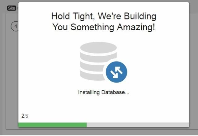 Building A Website on Site Rubix