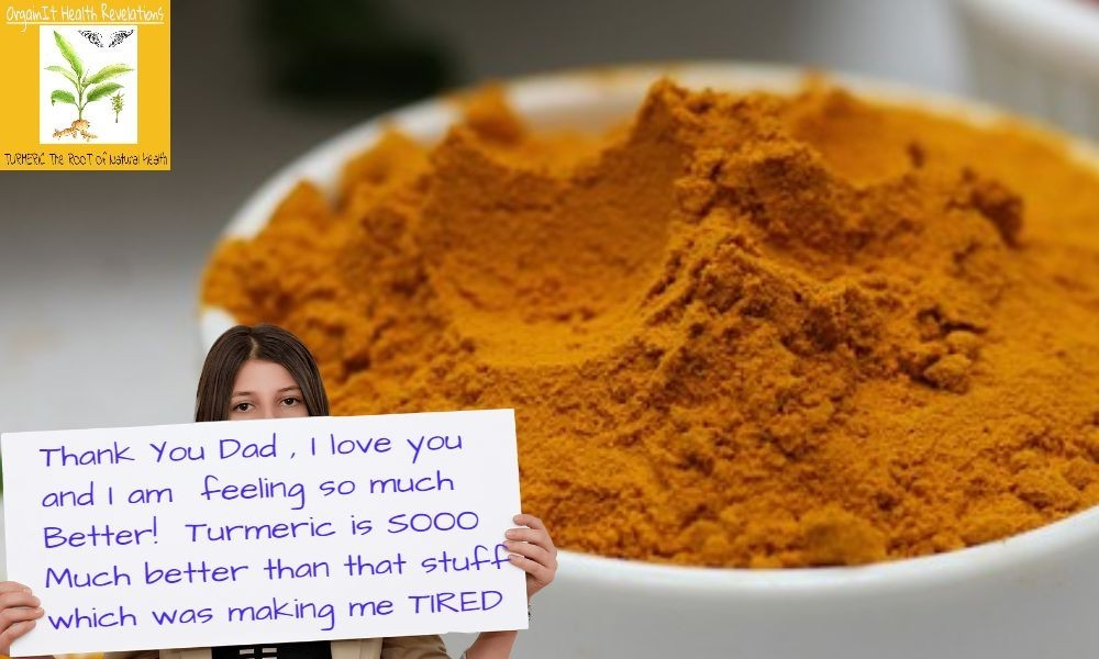 Turmeric for depression in adults and teenagers