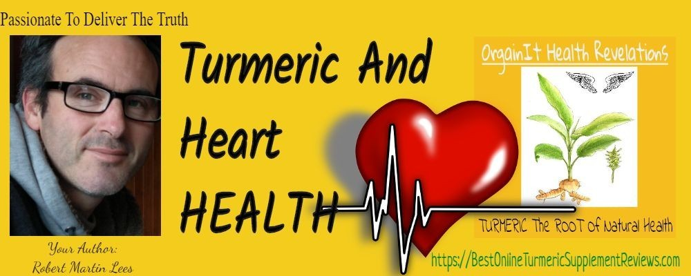 Robert explains turmeric for heart health and how to safely implement turmeric with meds