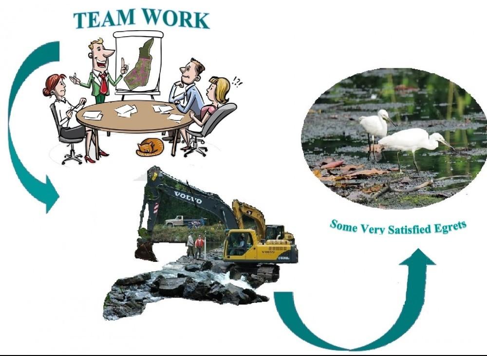 Partnering Team Work