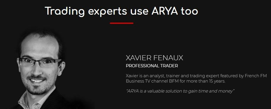 arya trading review - professional opinion