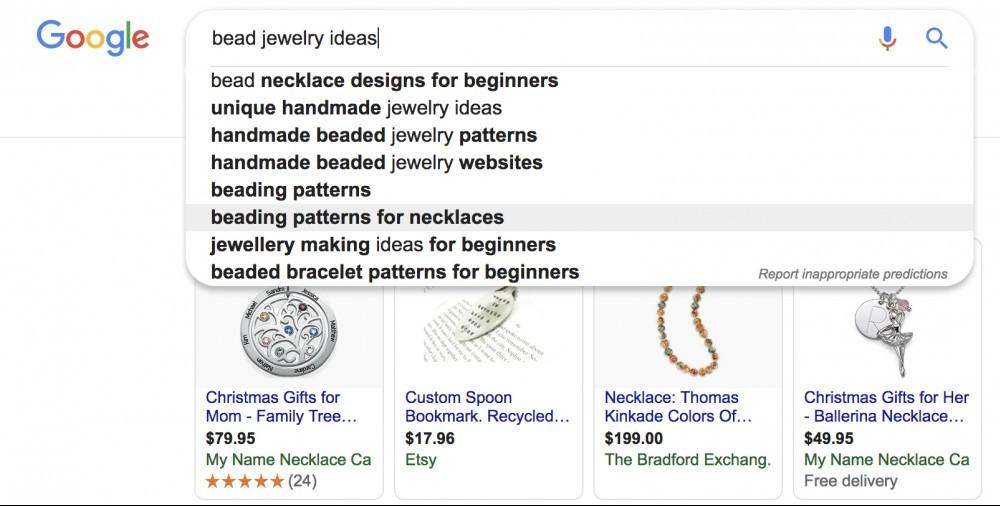 Bead Jewelry Ideas