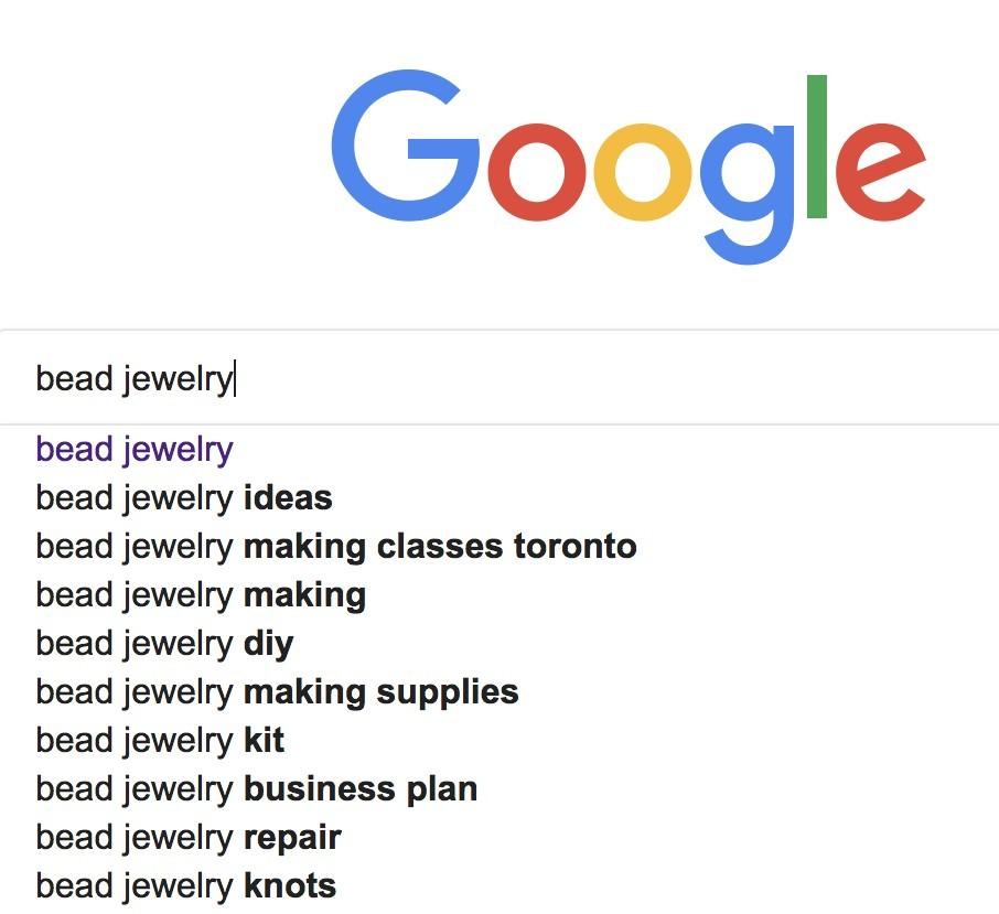 Bead Jewelry search Google