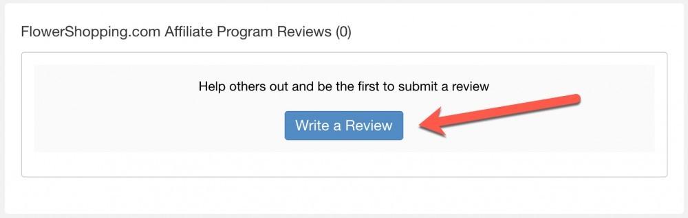 Affiliate Programs - Write a Review