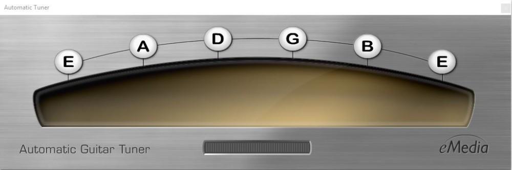 eMedia Guitar Tuner