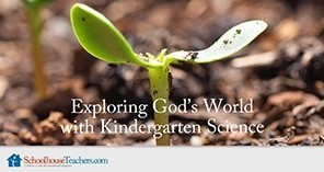 how to teach kindergarten science