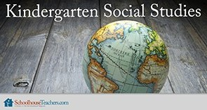 how to teach kindergarten social studies