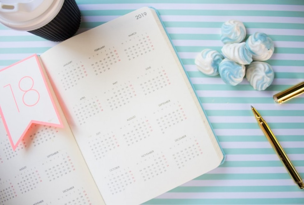 ways to use a calendar to increase productivity