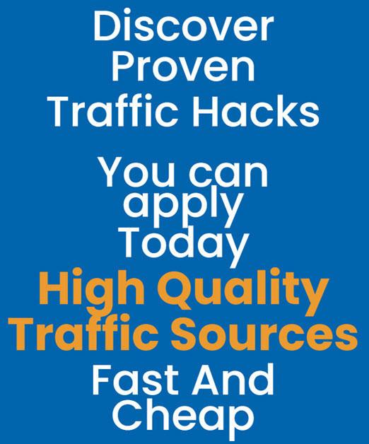 traffic hack viper sales page headline