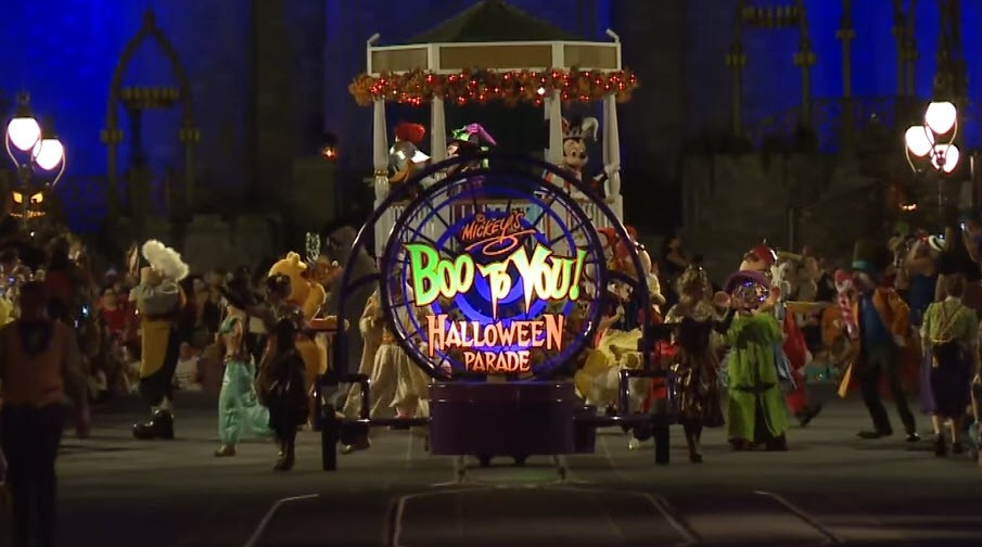 Walt Disneys Not-so-scary Halloween party