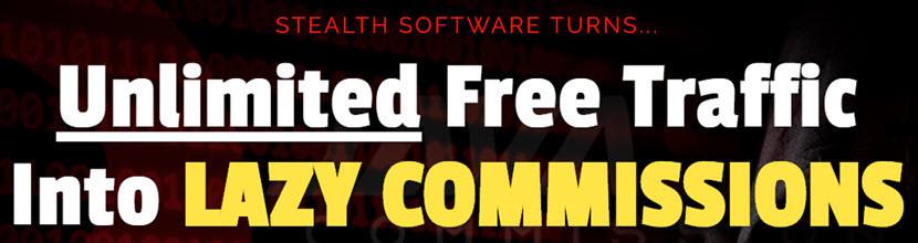 javascript commission bot sales page headline