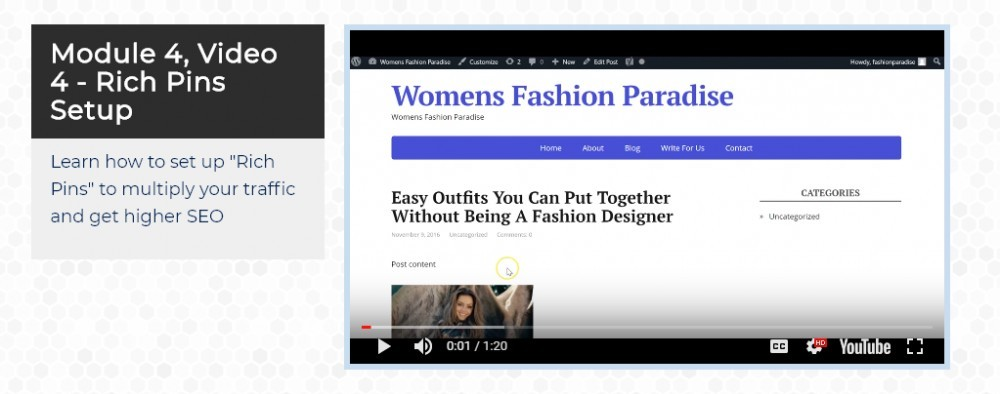 bloggii module 4 video 4