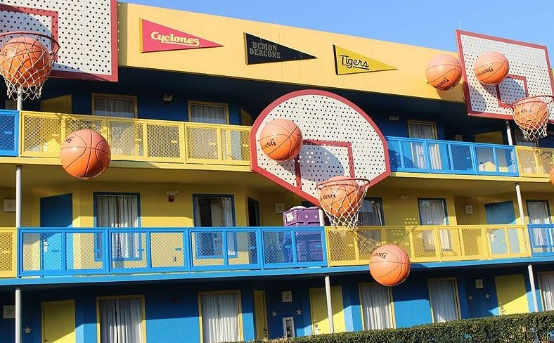 All-Star Sports Resort