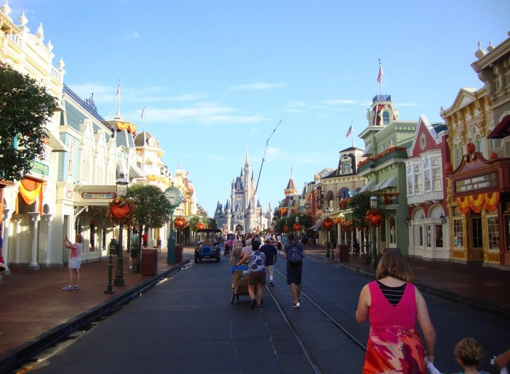 Disney's Main Street USA
