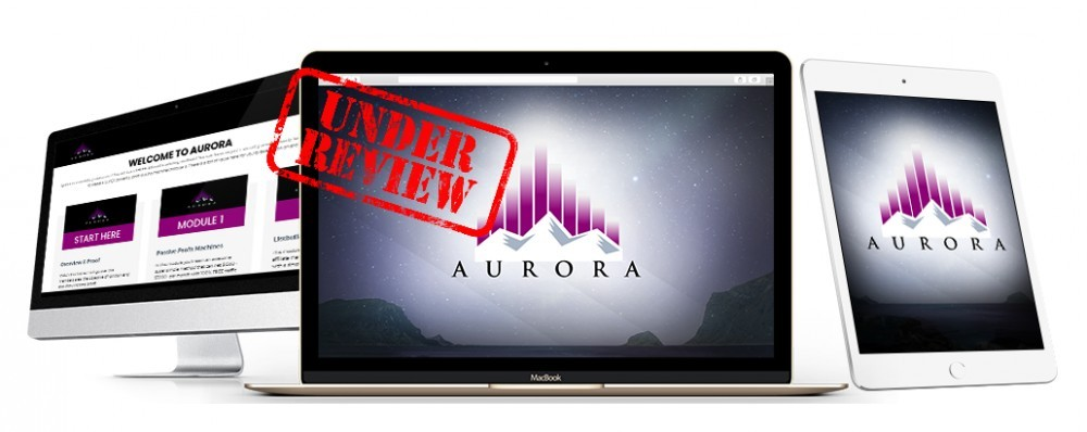 Aurora review by jono Armstrong