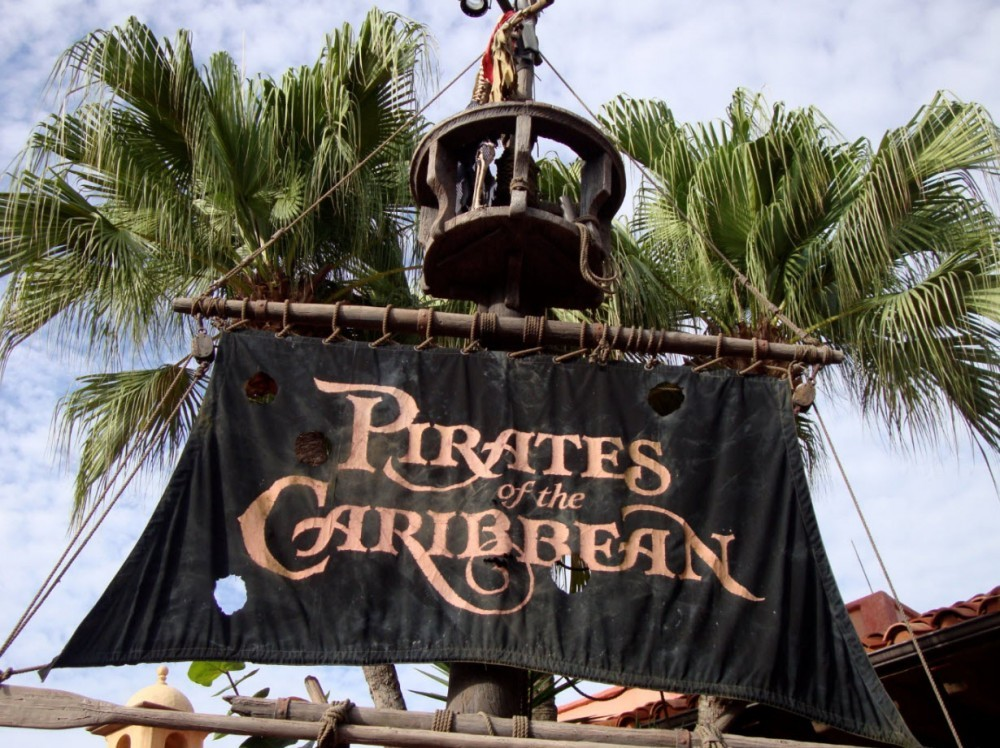 Pirates of the Caribbean Ride