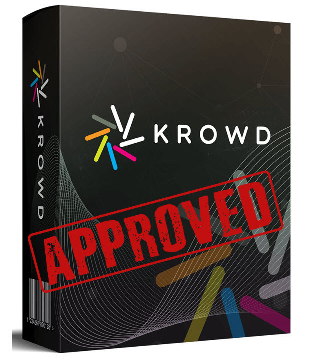 Krowd approved