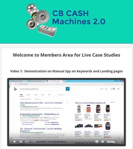 ccm live case study