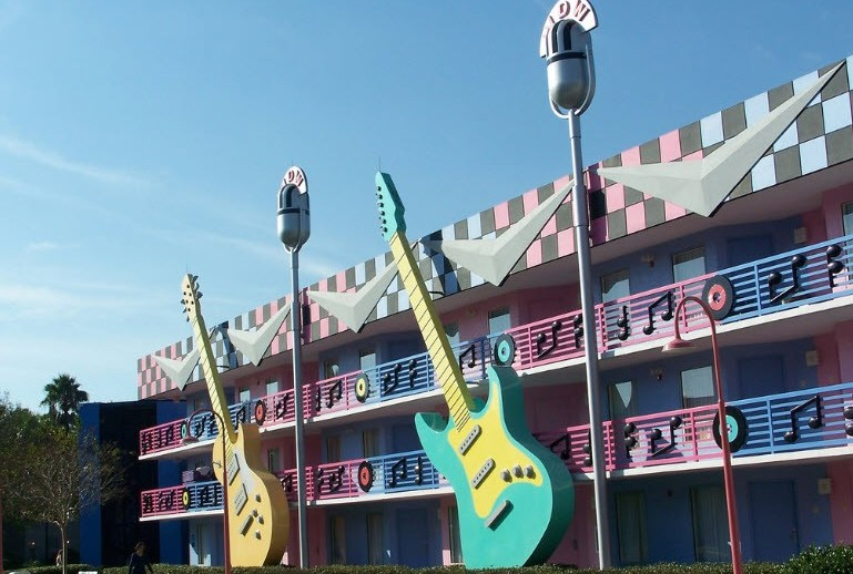 All-star Music Resort