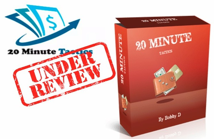 20 minute tactics