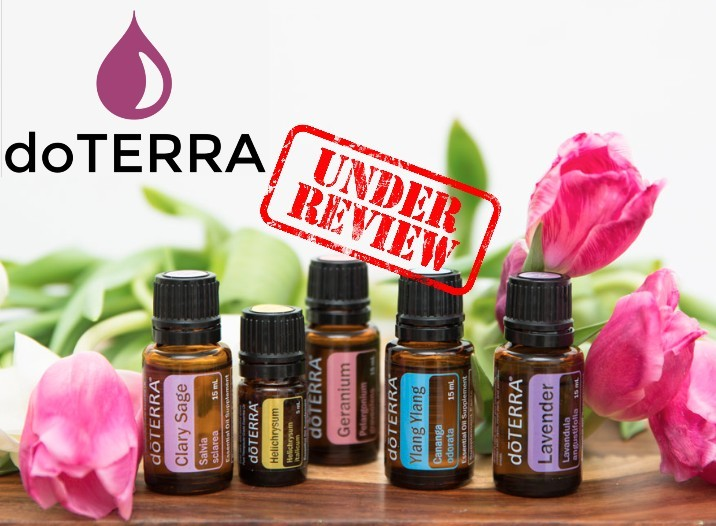 is doTERRA a scam