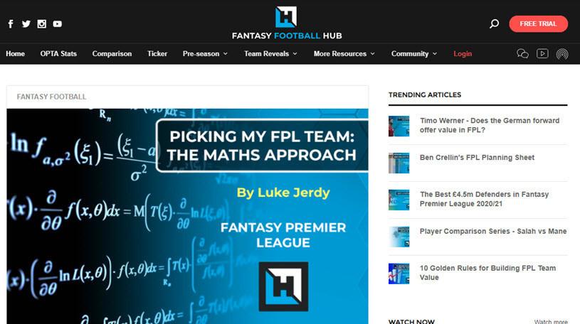fantasy football hub affiliate program