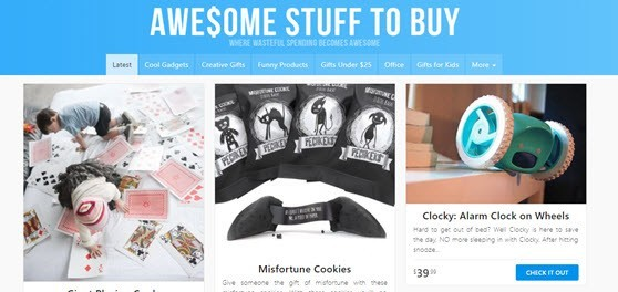 awesome stuff to buy